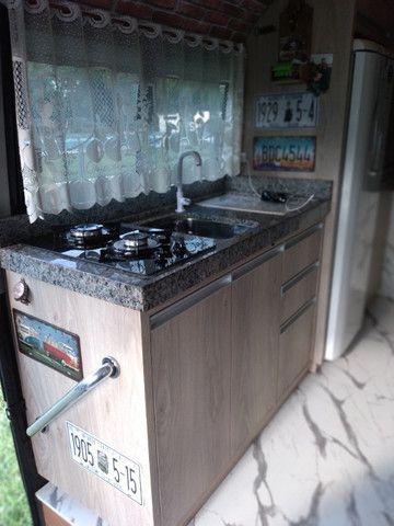 Motor casa trailer - Foto 16