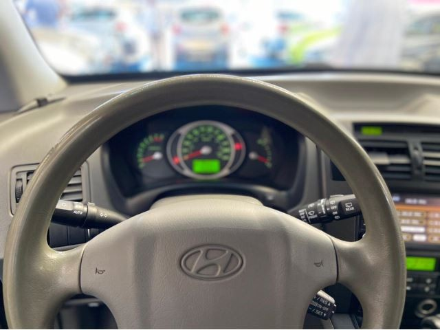 HYUNDAI TUCSON 2.0 MPFI GLS BASE 16V 143CV 2WD FLEX 4P AUTOMÁTICO - Foto 7