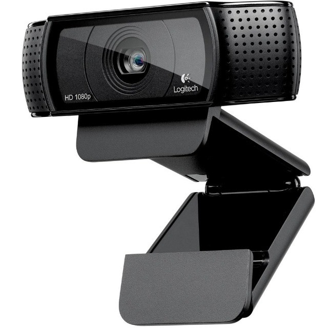Vendo Webcam Logitech C920 FullHD