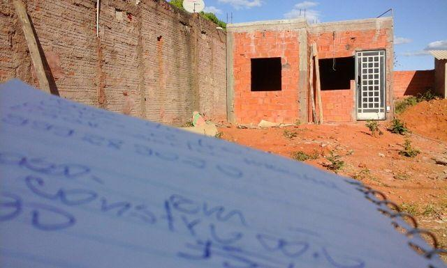 Casa Em Construcao No Santa Rafaela