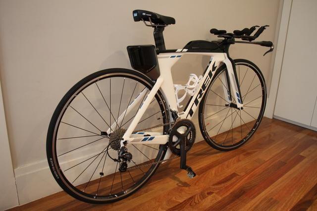 Bicicleta Trek Speed Concept 9.5 2015