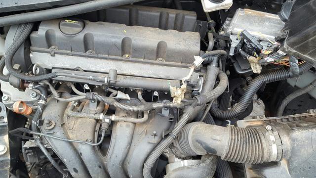 Sucata C4 Pallas 2010 Automático retirada de peças - Foto 2