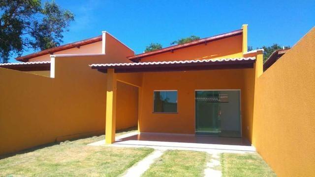 Casas planas no Eusébio, 3 quartos 2 Suites 4 vagas - Foto 12