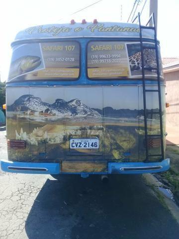 Ônibus p pescaria - Foto 4