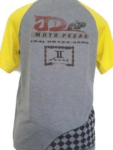Camiseta Personalizada Sublimada - Foto 2