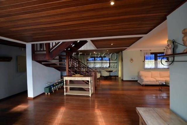 Oportunidade linda casa, local excelente, 250 m2 e 1000 m2 terreno - 4 suites - Foto 6