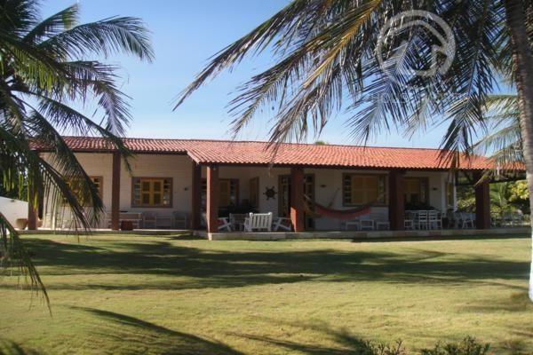 Linda Casa de Praia com 25.000 m², 6 dormitórios, 4 suítes, 8 vagas, para locação, Águas B