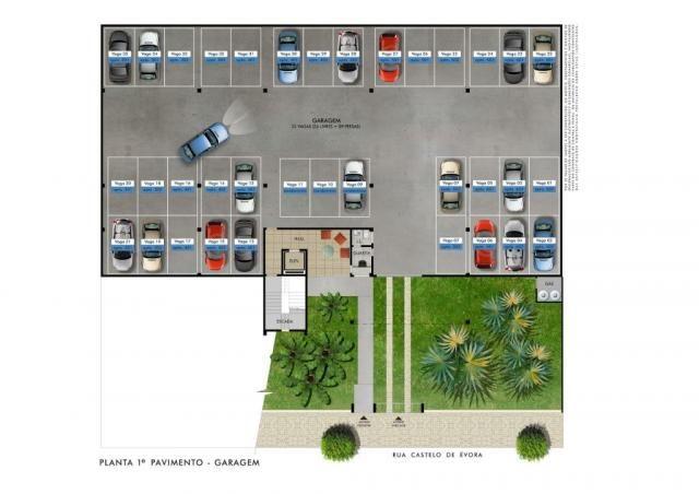 Apartamento com 4 dormitórios à venda, 153 m² por R$ 1.240.000,00 - Castelo - Belo Horizon - Foto 6
