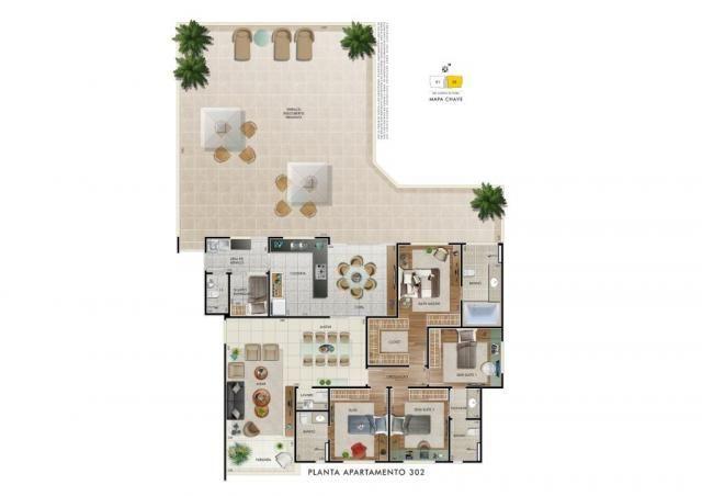 Apartamento com 4 dormitórios à venda, 153 m² por R$ 1.240.000,00 - Castelo - Belo Horizon - Foto 9