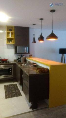 Apartamento mobiliado à venda, cachoeira do bom jesus, florianópolis, marine home resort. - Foto 5