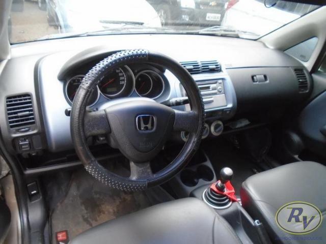 HONDA FIT 2008/2008 1.5 EX 16V FLEX 4P MANUAL - Foto 2