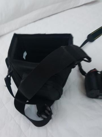 Câmera profissional novíssima - Foto 3