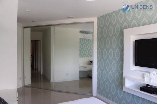 Apartamento mobiliado à venda no marine home resort - cachoeira do bom jesus, florianópoli - Foto 17