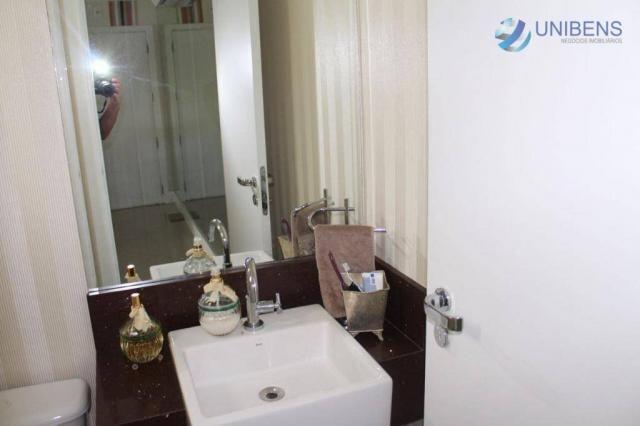 Apartamento mobiliado à venda no marine home resort - cachoeira do bom jesus, florianópoli - Foto 11