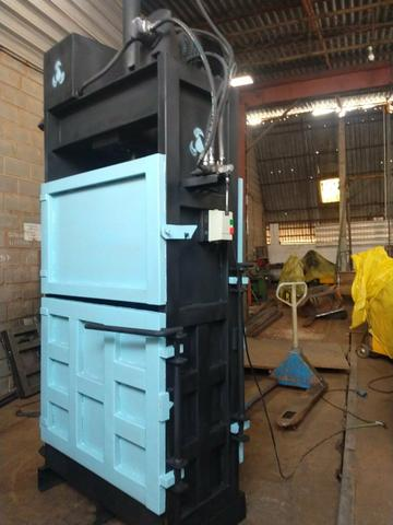Prensas vertical para reciclagem prensa nova