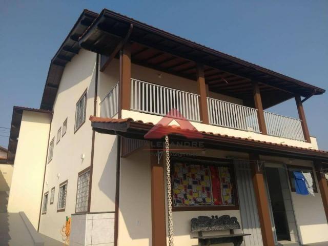 Casa com 6 dormitórios à venda, 280 m² por r$ 650.000 - jardim imperial - cruzília/mg - Foto 16