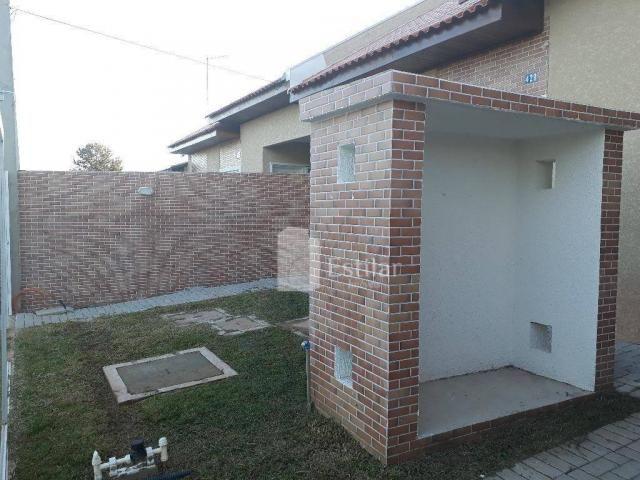 Casa com 3 quartos (1 suíte) no braga - são josé dos pinhais/pr - Foto 3