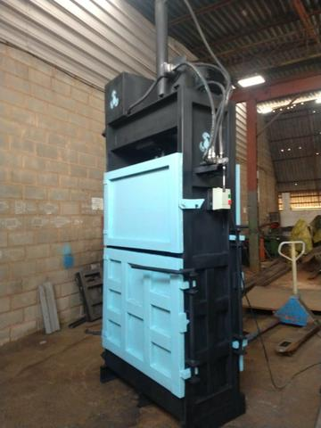 Prensas vertical para reciclagem prensa nova - Foto 3
