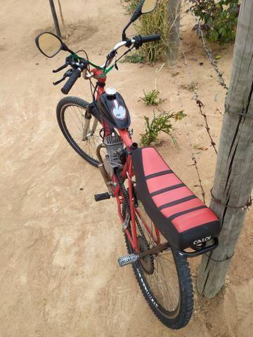 Bicicleta Motorizada 80 cc - Foto 4