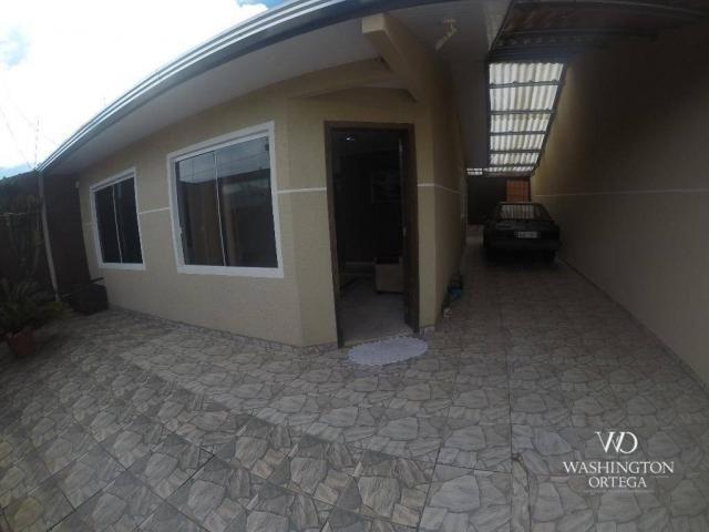 Casa com 2 dormitórios à venda, 51 m² por r$ 160.000,00 - miringuava - são josé dos pinhai - Foto 2