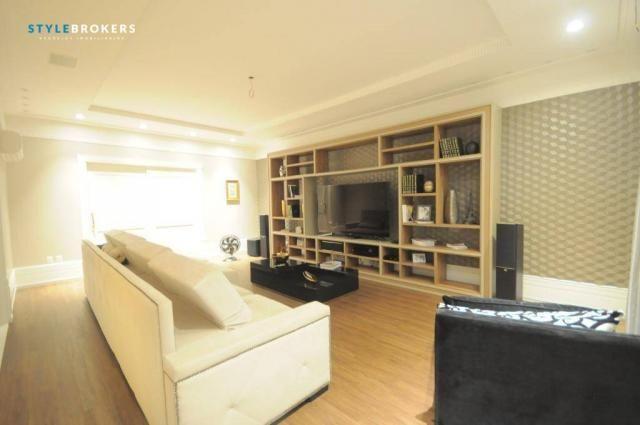 Sobrado no Condomínio Alphaville 1 com 5 dormitórios à venda, 692 m² por R$ 5.500.000 - Lo - Foto 17