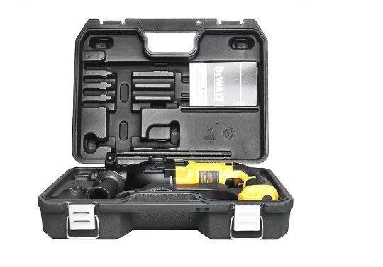 Martelete Perfurador Rompedor 800w SDS Plus Acompanha maleta Voltagem: 220v - Foto 6