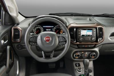 FIAT TORO 2019/2019 2.0 16V TURBO DIESEL VOLCANO 4WD AT9 - Foto 5