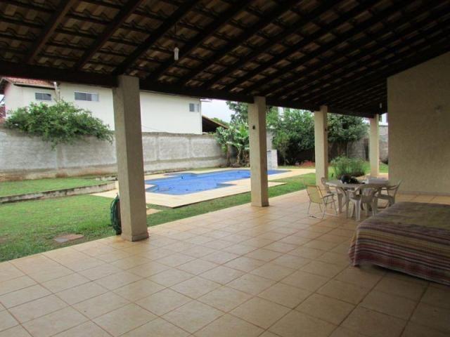 Casa a venda no condomínio vivendas lago azul / 04 quartos /grande colorado sobradinho-df  - Foto 5