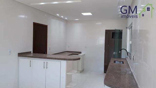 Casa a venda / condomínio jardim europa ii / 03 quartos / churrasqueira / garagem / aceita - Foto 13
