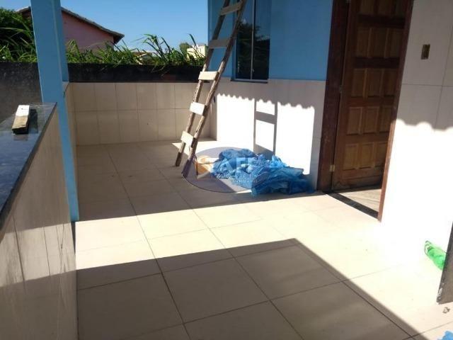 OLV-Casa com 2 dormitórios à venda, 90 m² por R$ 140.000 - Unamar - Cabo Frio/RJ CA1013 - Foto 4