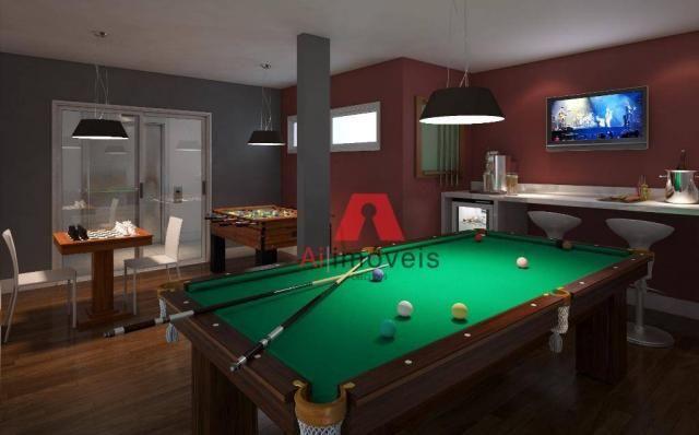 Apartamento com 3 dormitórios à venda, 104 m² por r$ 530.000 - baixa da colina - rio branc - Foto 8