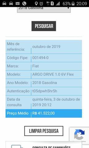 Fiat Argo Drive 1.0 Completo - Foto 15