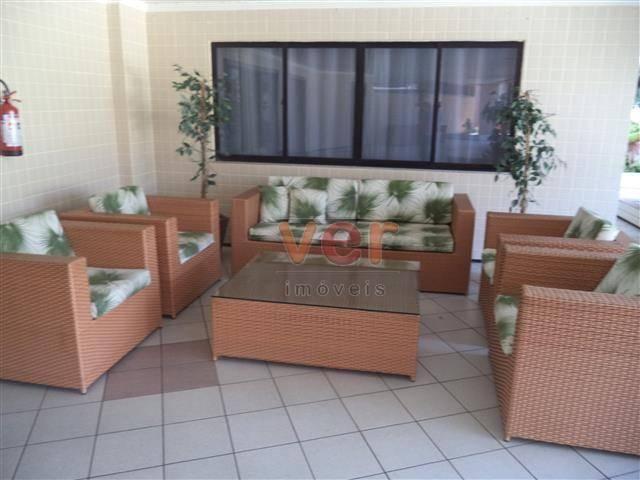Apartamento com 3 dormitórios para alugar, 112 m² por R$ 1.450/mês - Engenheiro Luciano Ca - Foto 7