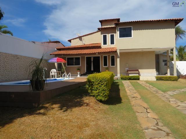 Casa a venda / condomínio rk / 04 quartos / churrasqueira / piscina / academia / quintal - Foto 3