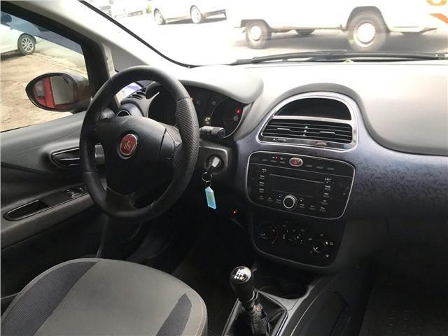 Fiat Punto 1.4 attractive 8v flex 4p manual - Foto 8