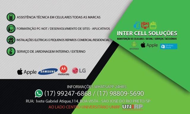 Conserto de celulares serviços de retirada a domicilio