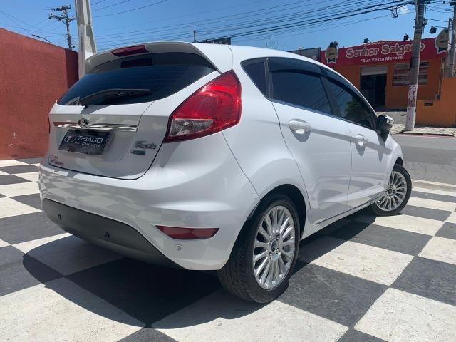 Ford New Fiesta Titanium Plus 1.0 EcoBoost PowerShift - Foto 4
