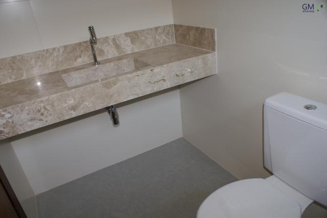 Casa a venda / condomínio alto da boa vista / 3 suítes / espaço gourmet / sobradinho - df - Foto 11