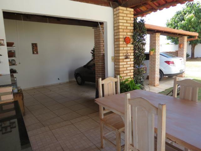 Casa a venda / condomínio rk / 04 quartos / churrasqueira / piscina / academia / quintal - Foto 8