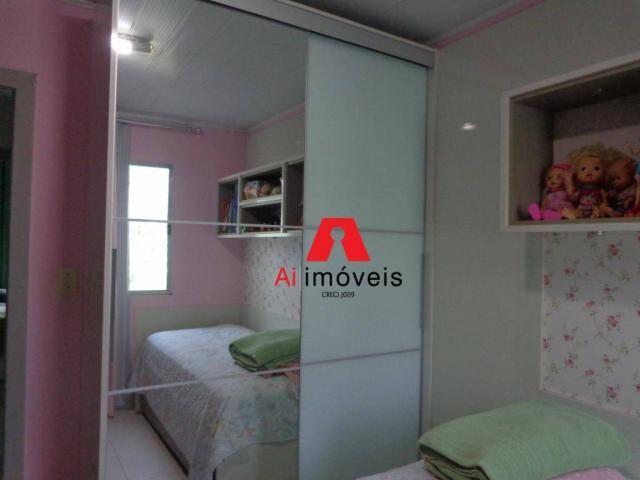 Casa com 3 dormitórios à venda, 100 m² por r$ 490.000 - conjunto mariana - rio branco/ac - Foto 15