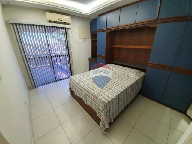 Apartamento com 3 dormitórios à venda, 130 m² por r$ 800.000 - jardim guanabara - rio de j - Foto 13
