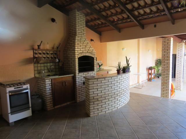 Casa a venda / Condomínio Vivendas Campestre / 03 Quartos / Churrasqueira / Casa de apoio  - Foto 13
