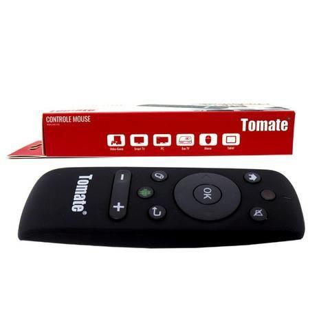 Controle Wireless Mouse MCT-103 Tomate Giroscópio Para Computador Tv Box Smart Tv Android - Foto 3