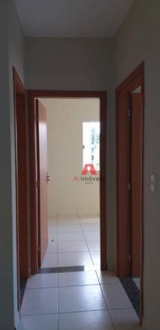 Apartamento com 2 dormitórios para alugar, 53 m² por R$ 1.225,00/mês com CONDOMINIO E IPTU - Foto 7