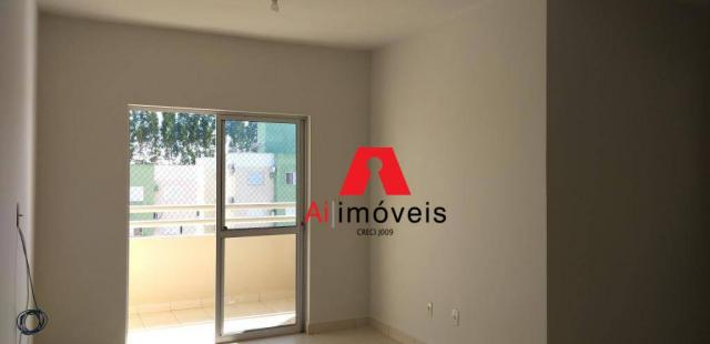 Apartamento com 2 dormitórios à venda ou locação, 71 m² por r$ 280.000 - portal da amazôni - Foto 15