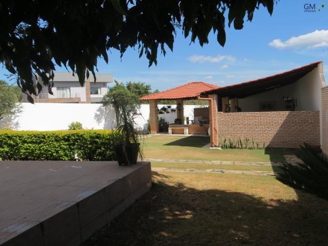 Casa a venda / condomínio rk / 04 quartos / churrasqueira / piscina / academia / quintal - Foto 2