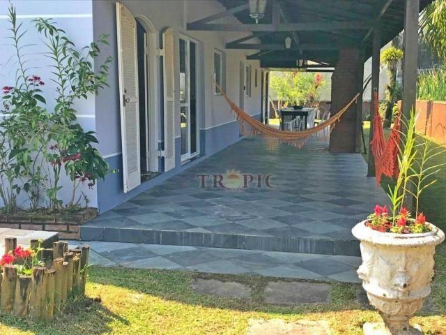Casa na praia com 2 dormitórios à venda, 180 m² por r$ 510.000,00 - morada praia - bertiog - Foto 7
