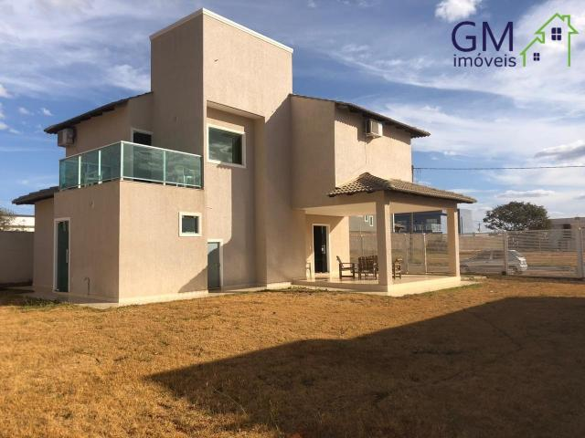 Casa a venda / condomínio alto da boa vista / 03 quartos / varanda / suítes / sobradinho - Foto 2