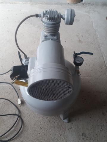 Compressor Odontológico Isento de Óleo - Foto 4