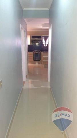 Linda casa com piscina para locação dentro de condomínio - Foto 11